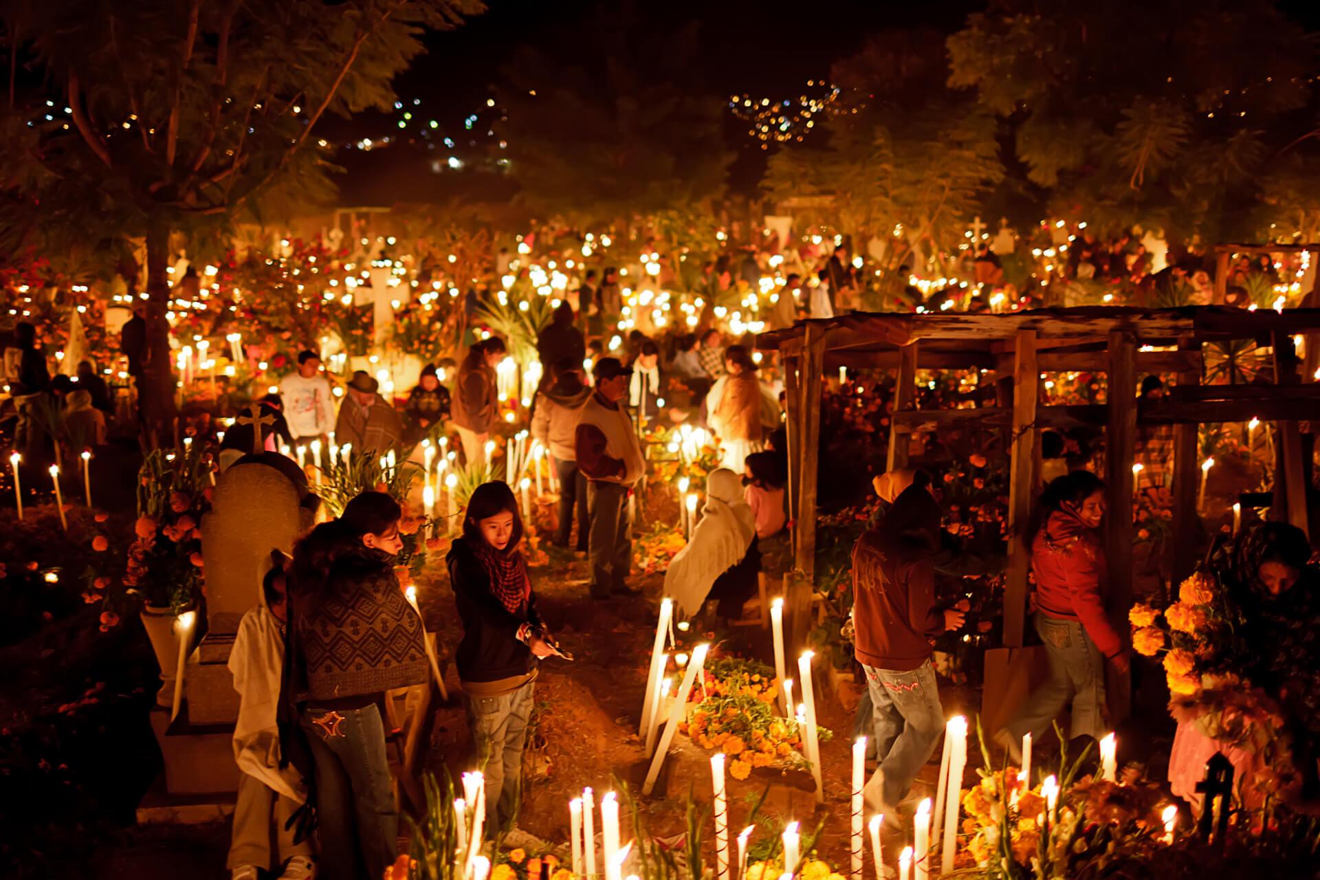 Panteon San Miguel olarak da bilinen, Panteon General (Oaxaca Merkez Mezarlığı) mezarlığı