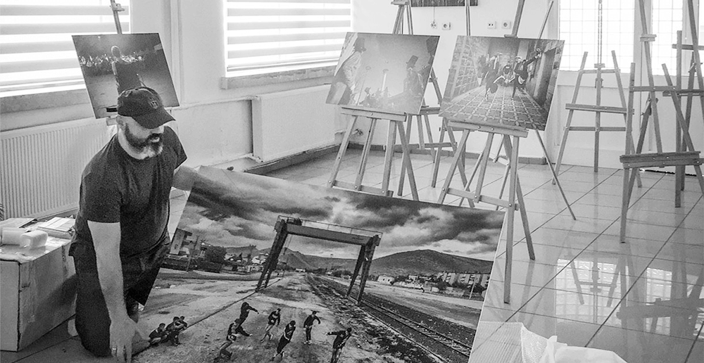 Photographer Bio, Enis Yücel Photography