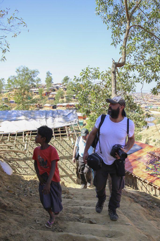 Bangladesh, Rohingya Refugee Camp