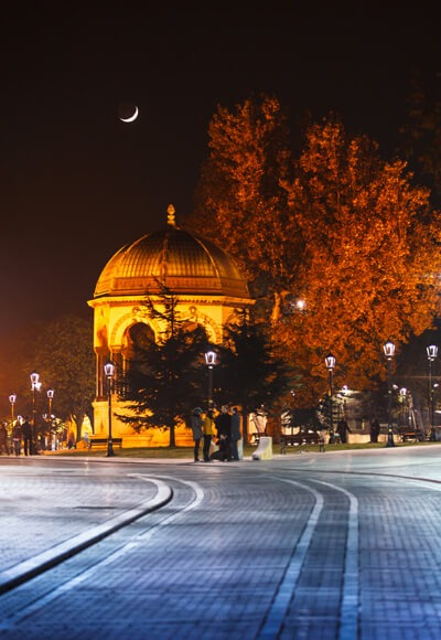 Istanbul Photo Tours, Sultanahmet, German Fountain