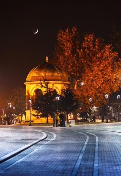 Sultanahmet, Alman Çeşmesi, İstanbul Fotoğraf Turu